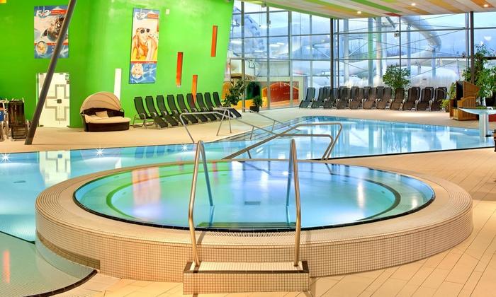 1 oder 2 Tageskarten für die Bade- und Saunalandschaft im F3 Freizeitbad Fellbach [LOKAL]