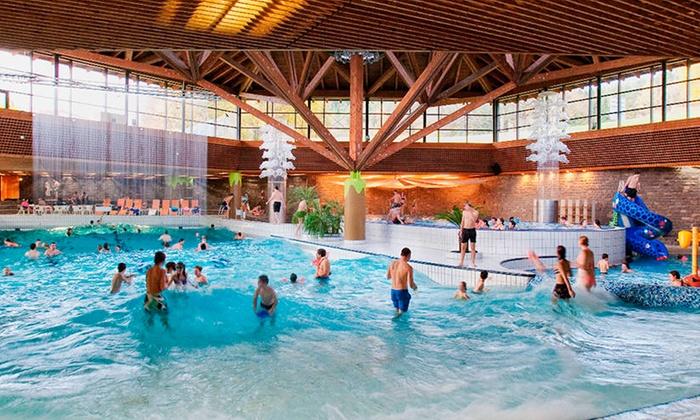Tageskarte für das Freizeitbad badkap 1 oder 2 Personen für die Bade- und Saunalandschaft im badkap [Albstadt]