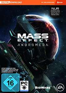 Mass Effect: Andromeda (PC Retail) für 10€ (Amazon Prime)