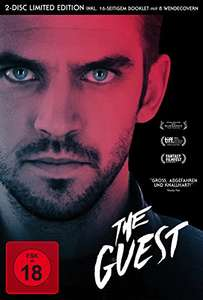 The Guest Limited Edition Super Jewel Box (Blu-ray + DVD) für 4,97€ (Amazon & Saturn)
