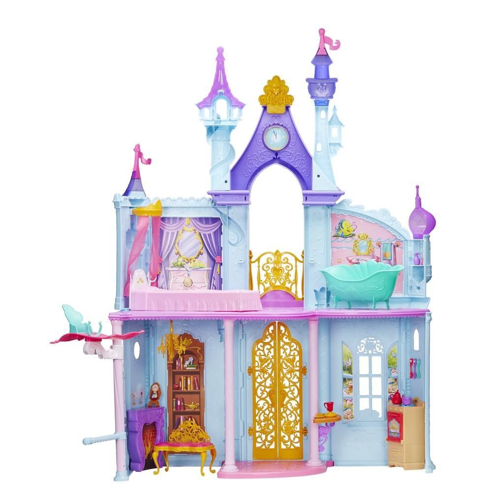 Hasbro  Disney Princess Bezauberndes Märchenschloss