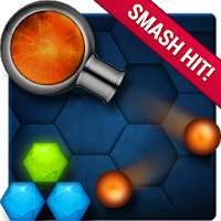 [Google Playstore] Hexasmash 2 - Physics Ball Shooter Puzzle