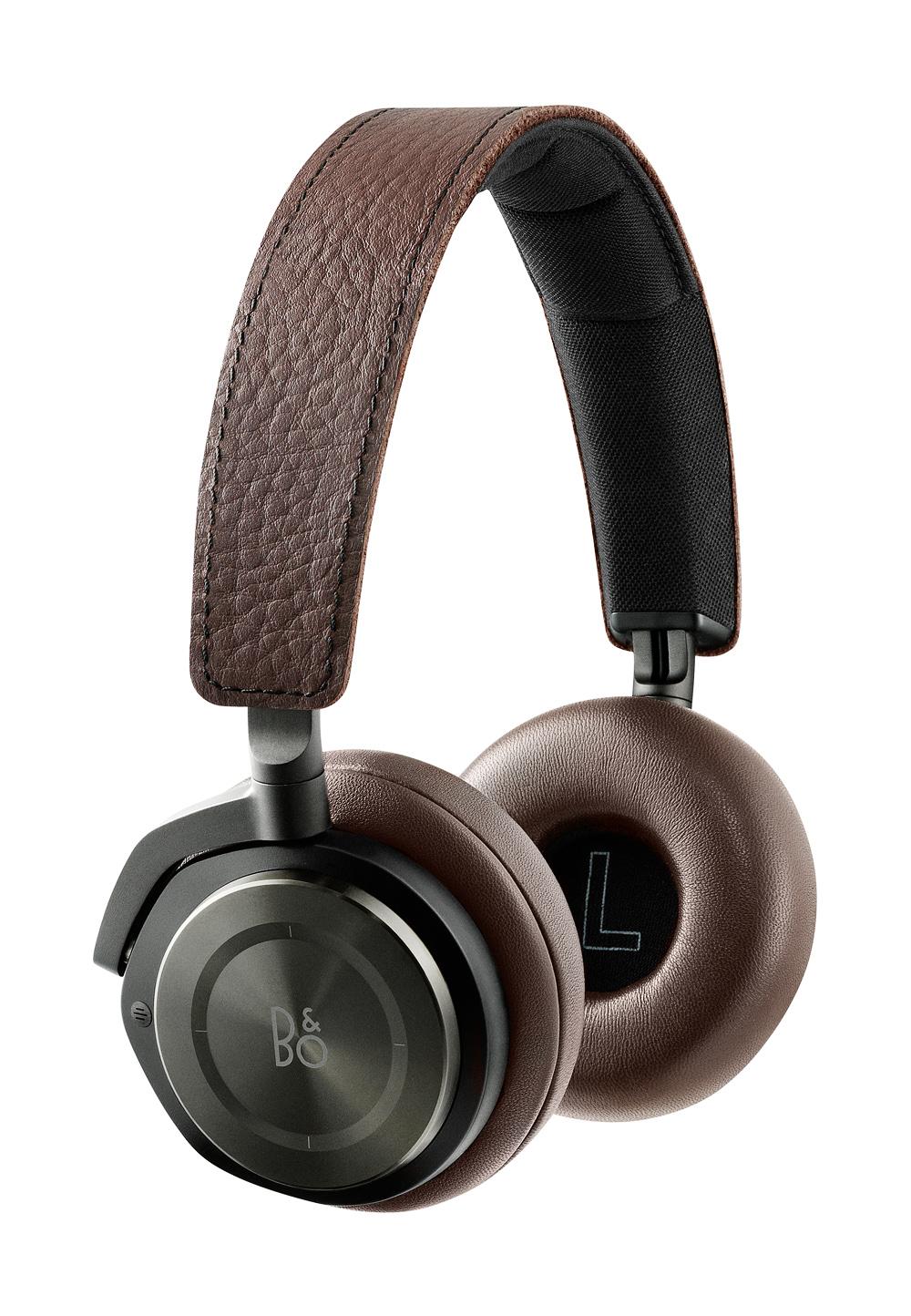 B&O PLAY Beoplay On-Ear Kopfhörer H8 in gray hazel und argillia bright