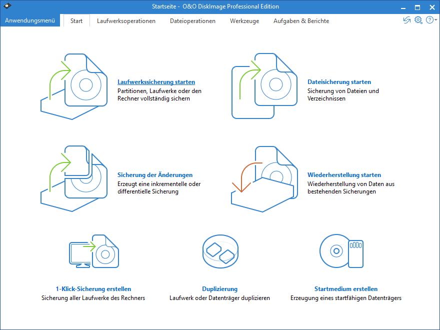 Diskimage 12 Pro  für 10 EUR - O & O Software - Imagesoftware