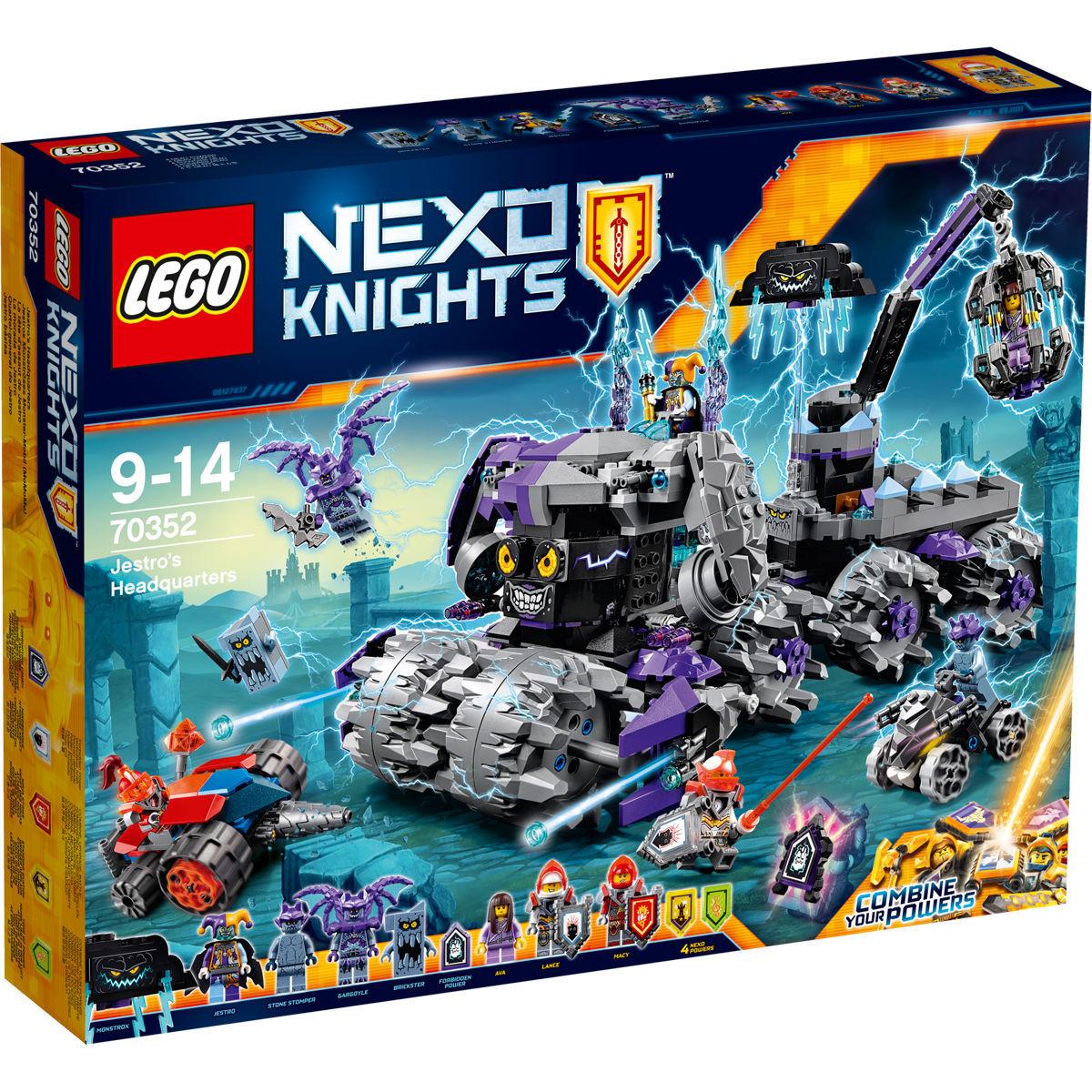 LEGO® Nexo Knights 70352 Jestros monströses Monster für 54,99€ [Karstadt]