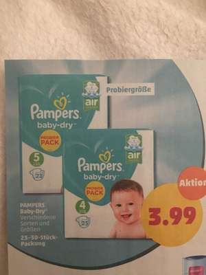 [PENNY] Pampers Probierpack