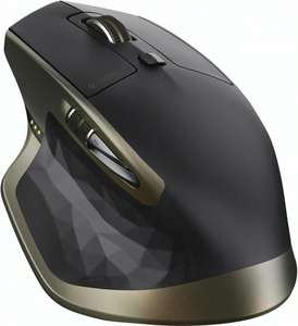 Logitech MX Master Wireless Maus Schwarz (Amazon.fr)