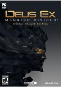 Deus Ex: Mankind Divided Digital Deluxe Edition (inkl. Season Pass) (Steam) für 7,59€ (CDKeys)