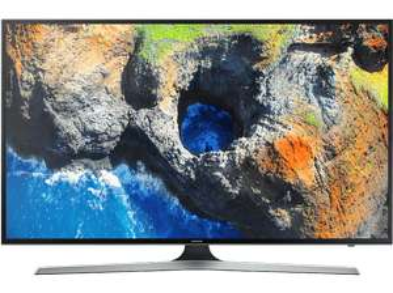 SAMSUNG UE49MU6199U LED TV (Flat, 49 Zoll, UHD 4K, SMART TV)
