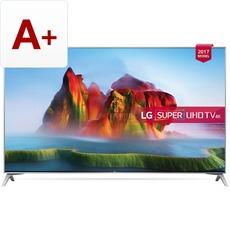 [alternate] LG 49SJ800V - 49 Zoll UHD Smart TV (3840x2160, Edge-Lit, Dimming, 100 Hz Panel, echtes HDR10, HLG, Triple Tuner mit DVB-T2, WebOS, DTS, Dolby Digital, Dolby Digital Plus)
