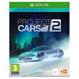 Project Cars 2 Limited Edition (Xbox One) für 29,95€ (Game UK)