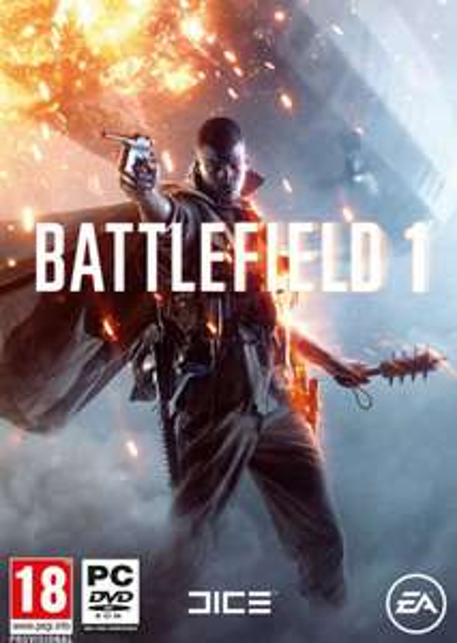 (Origin) Battlefield 1 PC für 10,35€ @ CDKeys