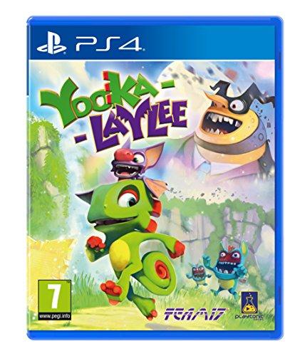Yooka-Laylee (PS4) für 13,33€ (Amazon UK)