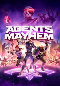 Agents of Mayhem (Steam) für 5,49€ (CDKeys & Fanatical​)