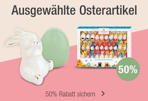 Kaufhof Feiertagsangebote, 20% bis zu 30% auf viele Artikel siehe Link! 50% auf ausgewählte Osterartikel!