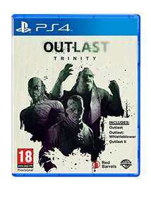 Outlast Trinity (PS4 & Xbox One) für je 18,35€ (Base.com)