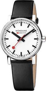 """[Lokal Schweiz] Mondaine Evo2 35mm Damenuhr (@Digitec-Galaxus) """"SBB Bahnhofsuhr"""""""
