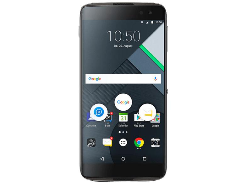 [MediaMarkt] Blackberry DTEK 60 (5,5'' QHD Amoled, Snapdragon 820, 4GB RAM, 32GB eMMC (erweiterbar), 3000mAh mit Quick Charge)