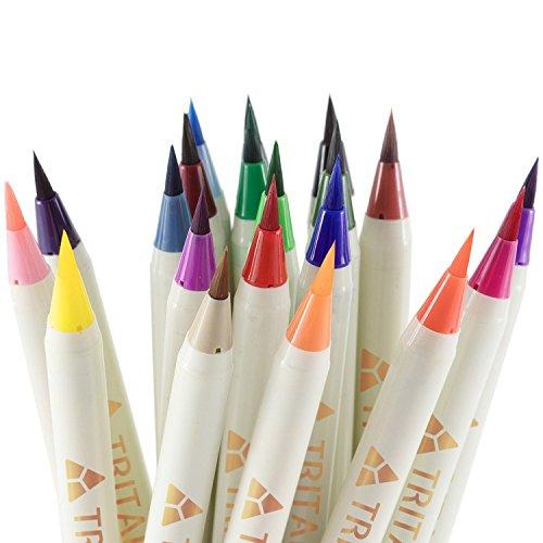 Profi Brush Pen Pinselstift Set