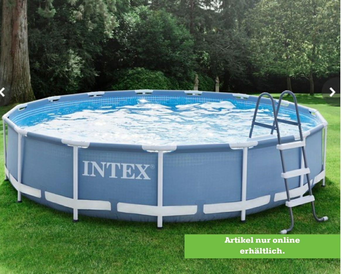 Intex Pool Easy Set Ø 457cm inkl. Filteranlange, Leiter, Plane, Bodenplane, UVP 399€ ACHTUNG NUR GÜLTIG BIS 03.04.   UM  6.00 UHR !!