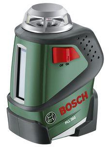 Bosch PLL 360 Set - selbstnivellierender Linienlaser mit Stativ - mit 20% GLAMOUR-Gutschein
