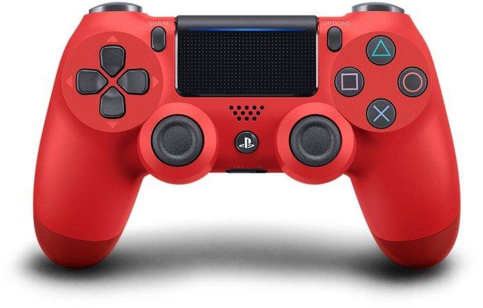 Sony Dualshock 4 v2 in rot, blau oder schwarz für je 41,99€ [Shopto]