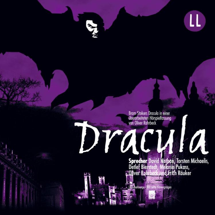 gratis Hörspiel - Bram Stokers DRACULA u.a. mit David Nathan