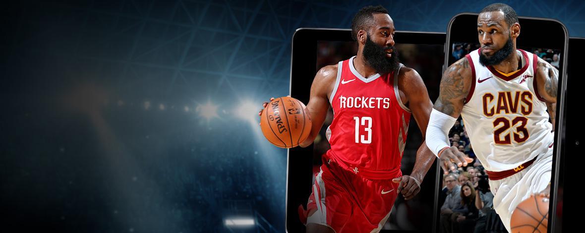 Mit VPN: NBA League Pass Playoff Package für 69,99 canadian $ / 45,66 €
