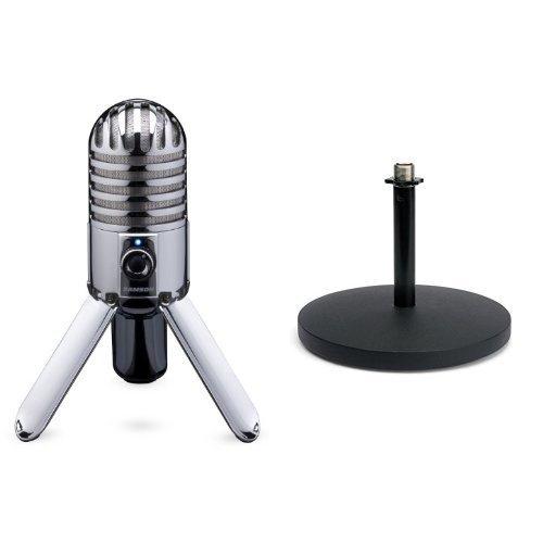 Samson Meteor Mic Mikrofon für 44€ [Amazon Prime + Thomann]