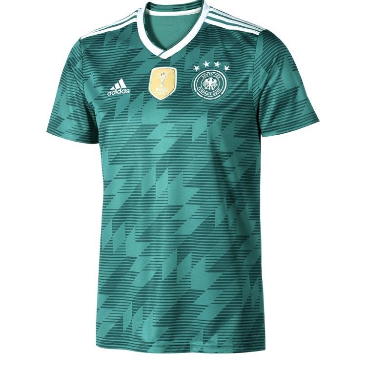 DFB Trikot WM 2018 [Home € Away]