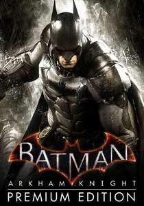 Batman: Arkham Knight - Premium Edition (Grundspiel + Season Pass) (Steam) für 4,31€ [CDKeys]