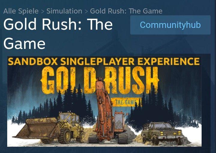 DMAX Goldrausch in Alaska Spiel - Gold Rush