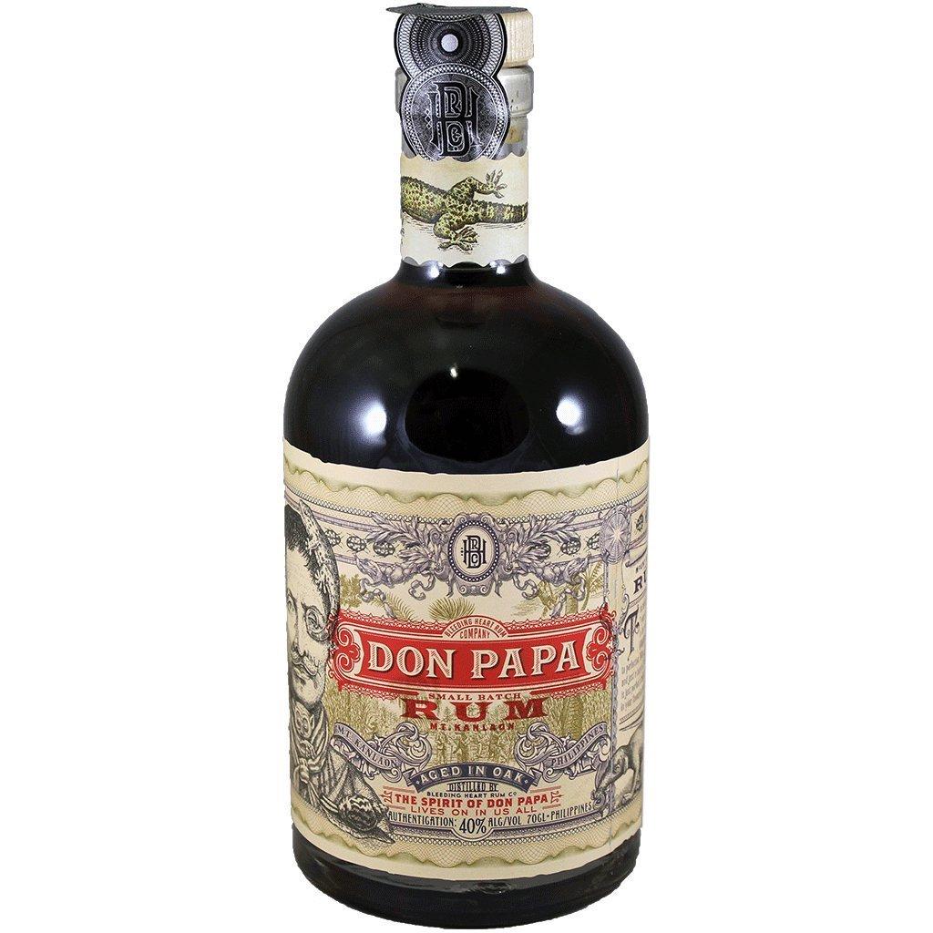 Don Papa Rum 40% Vol. (0,7l)