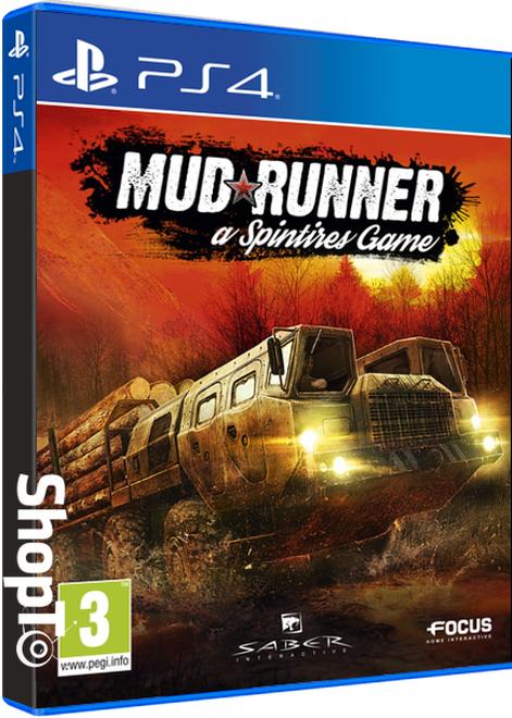 Spintires: Mudrunner (PS4 & Xbox One) für je 25,91€ (ShopTo)