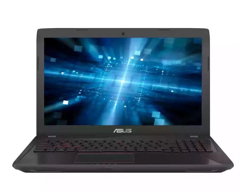 "Asus FX553VE-DM406 / 15,6"" Full-HD / Intel Core i5-7300HQ / 8GB DDR4 / 1TB HDD / GeForce GTX 1050 Ti / ohne Windows"