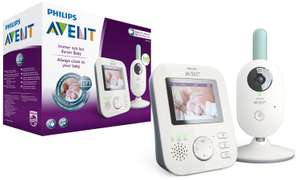 [Amazon] Philips Avent SCD620/26 Video-Babyphone für 96,99€