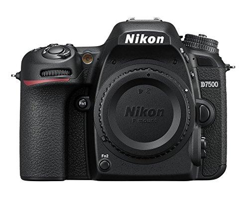 Nikon D7500 DSLR bei Amazon UK Kreditkarte nötig