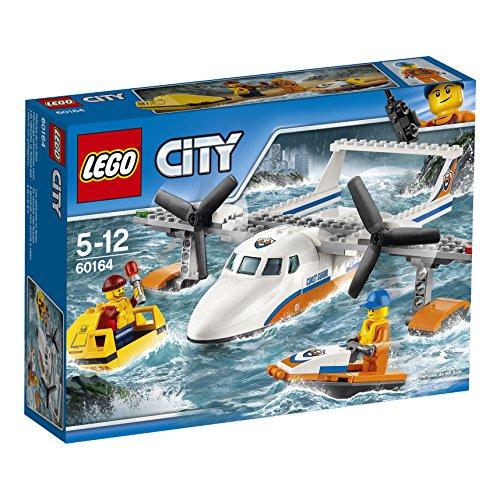 Lego 60137 Abschleppwagen, 60164 Rettungsflugzeug und 60158 Dschungel-Frachthubschrauber je 9,99