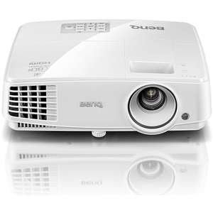 [nbb] BenQ TH530 Full HD DLP-Beamer (3.200 ANSI Lumen, 10.000:1 Kontrast, 1.1x Zoom, 3D-ready, HDMI, max. 33dbA)