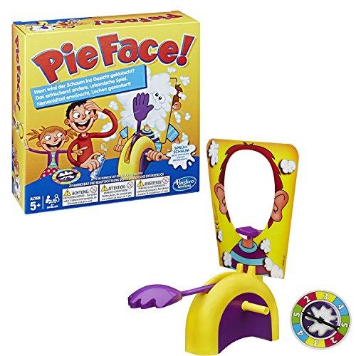 Pie Face Partyspiel von Hasbro bei Amazon für 7,14 €