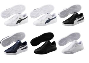 Puma Smash v2 L Sneaker Schuhe Turnschuhe Herren Laufschuhe 365215 Modell 2018