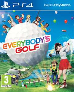 Everybody's Golf (PS4) + The 20th Anniversary Course, Rabbit Mascot Costume DLC für 18,25€ (ShopTo)