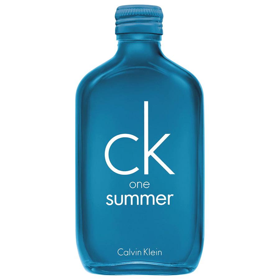 Calvin Klein ck one Summer Eau de Toilette 100ml 2018 Unisex bei Douglas für 23,99 Euro