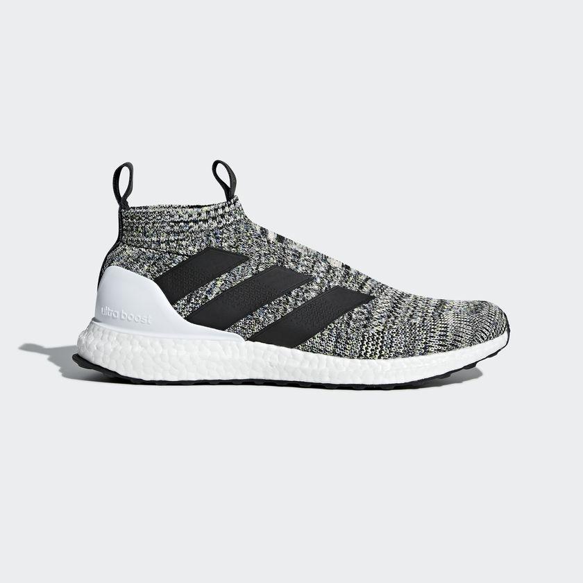 A 16+ PureControl UltraBoost - grau & weiß [Adidas.de]