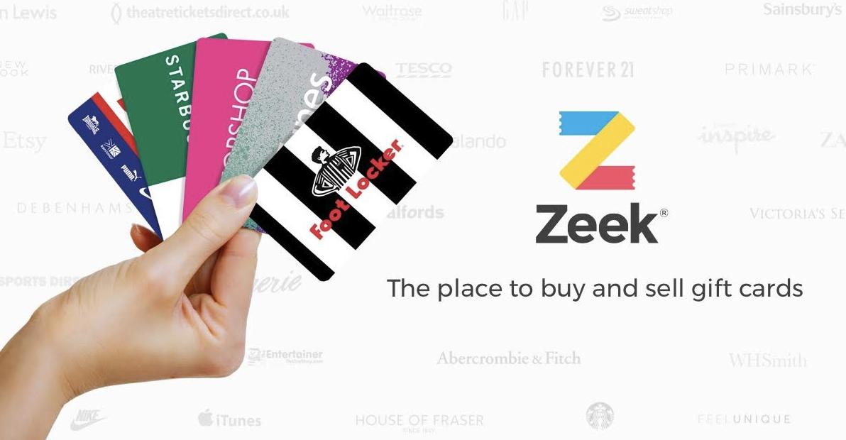 Zeek: 3€ Rabatt Auf alle Gutscheinkarten ab 50€ MBW auch für Bestandskunden