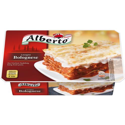[Edeka lokal] Alberto Lasagne Bolognese vers. Sorten 400g hessenweit