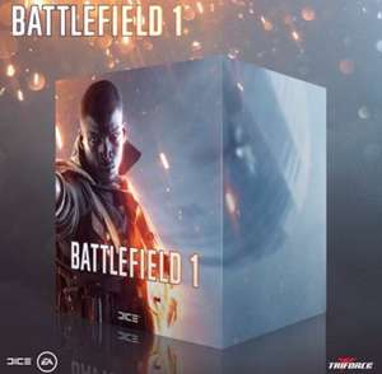 (Amazon) Battlefield 1 Pc Collectors Edition