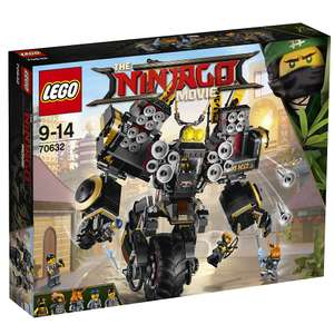 Lego Ninjago Movie 70632 Cole's Donner-Mechie