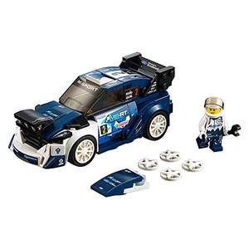 [AMAZON] LEGO Speed Champions - Ford Fiesta M-Sport WRC (75885)
