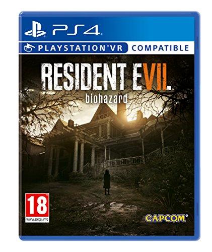 Resident Evil 7 Biohazard PS4 und Xbox One bei Amazon UK für 20,96€